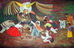 El fandango y las posadas en México