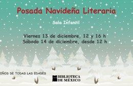Posada Navideña Literaria