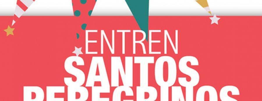 ¡Entren Santos Seregrinos! Posada tradicional