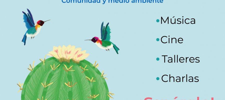 """Ciclo de cortometrajes """"Alas sobre rieles. Comunidad y medio ambiente"""""""