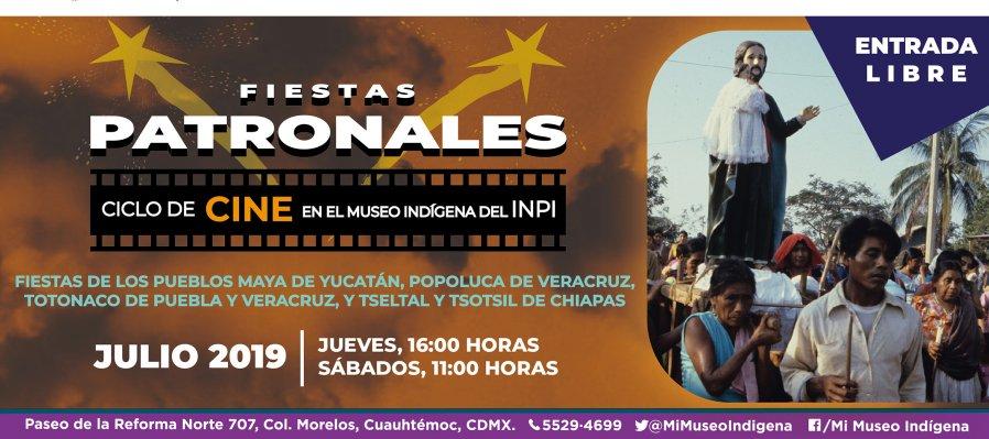 Fiestas Patronales - Programa 2