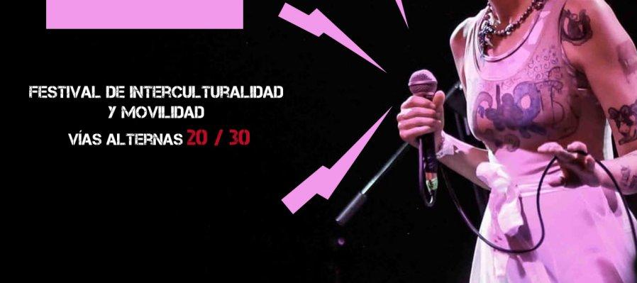 Concierto de clausura Festival Vías Alternas