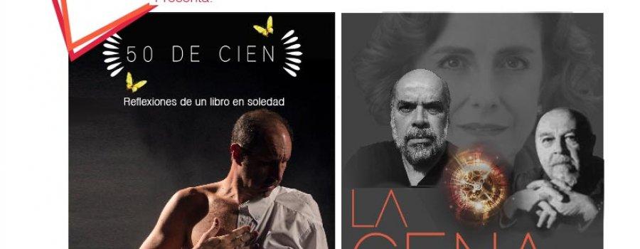 50 de Cien y La Cena