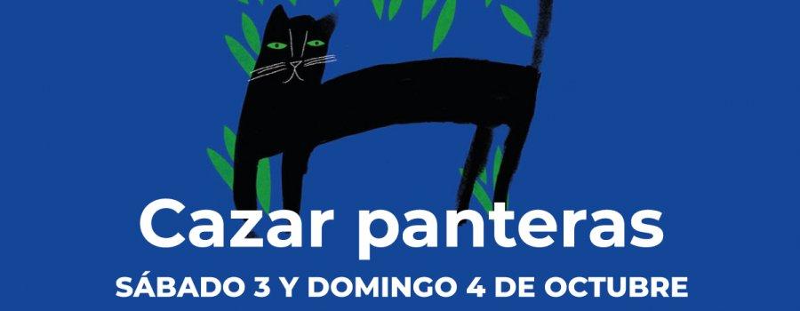 Cazar Panteras