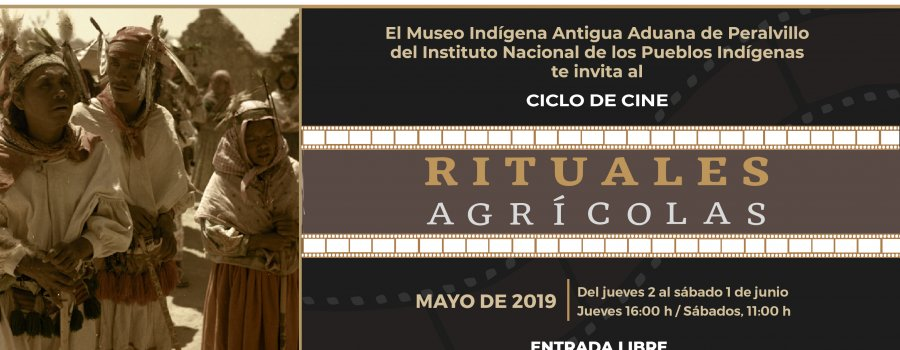 Rituales agrícolas