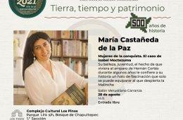 Tierra, tiempo y patrimonio conferencia Mujeres de la con...