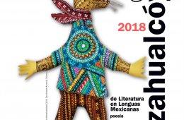 Participa en el Premio Nezahualcóyotl de Literatura en L...