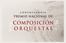 Premio Nacional de Composición Orquestal
