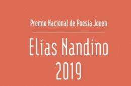 Premio Nacional de Poesía Joven Elías Nandino 2019