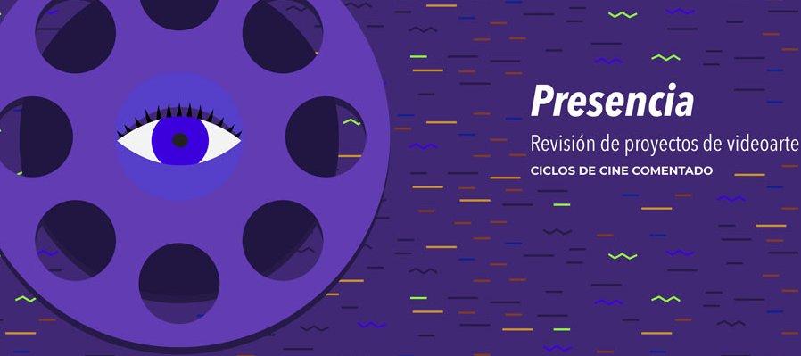 Revisión de proyectos de videoarte > Presencia