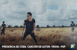 Presencia de Cuba. Canción de autor- trova - pop