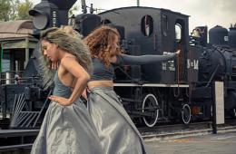 Presencias, secretos y ensoñaciones: Tren, entre la tier...