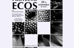 Presentación de libro ECOS