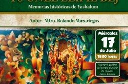Memorias históricas de Yashalum
