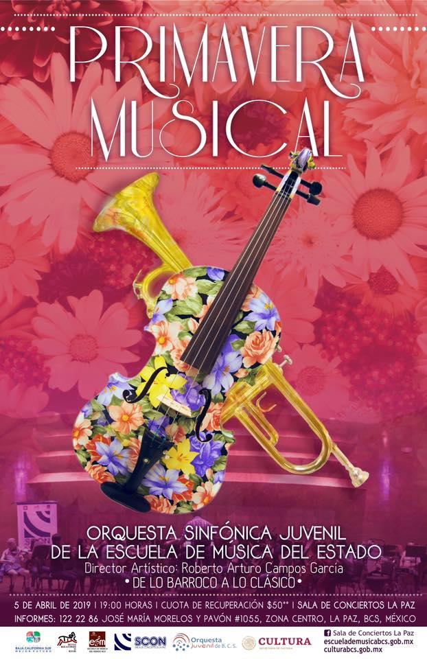 Concierto Primavera Musical