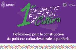 1er. Encuentro Estatal de Cultura
