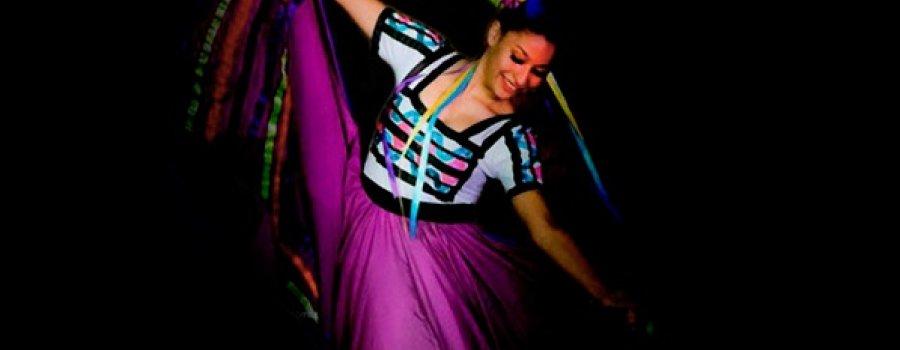 Primer Festival Nacional de Danza Folklórica Monterrey 2017