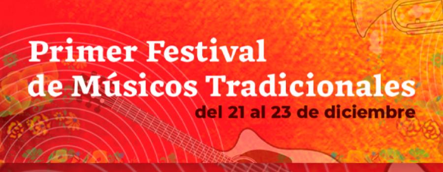 Concierto Flauteros y danzoneros: Músicos Tradicionales Mexicanos