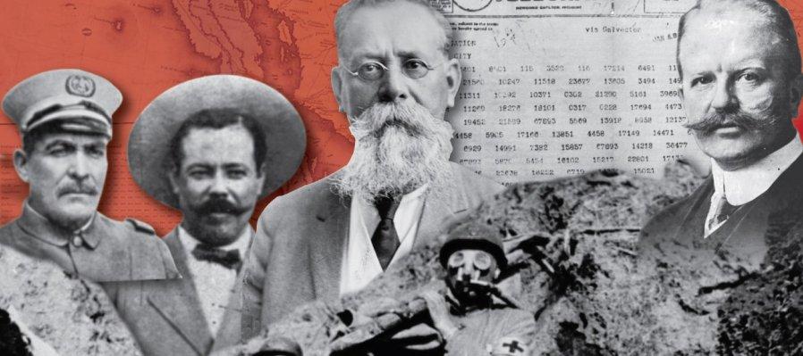 México frente a la Primera Guerra Mundial