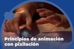 Principios de la animación: Pixilación 2. Puesta en esc...