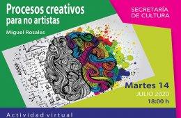 Procesos creativos para no artistas
