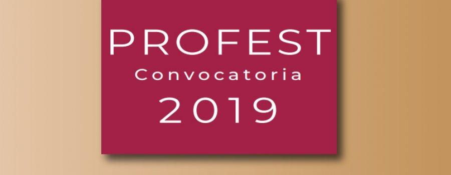 Apoyo a Festivales Culturales y Artísticos PROFEST 2019