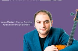 Julián Schwartz con la Orquesta Filarmónica de Boca del...