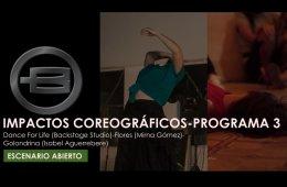Choreographic Impacts. Program 3