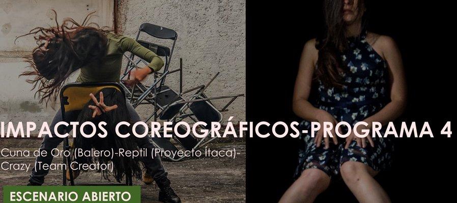 Impactos Coreográficos. Programa 4