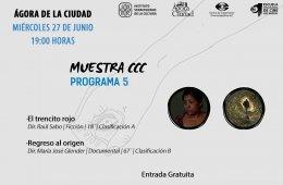 Muestra CCC. Programa 5