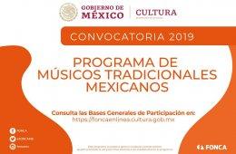 Programa de Músicos Tradicionales Mexicanos