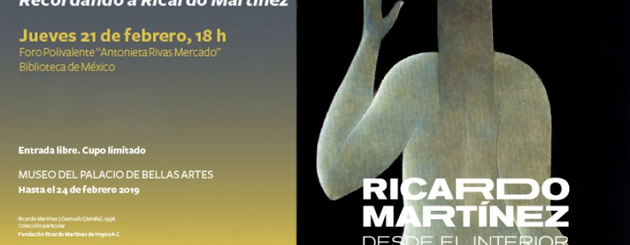 Recordando a Ricardo Martínez