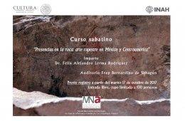 Presencias en la roca: arte rupestre en México y Centroa...