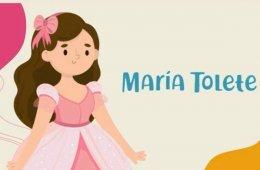 Cuenta-cuentos: María Tolete