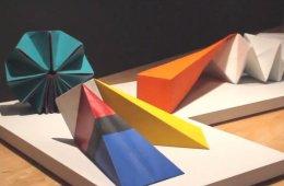 Tutorial | Escultura de origami