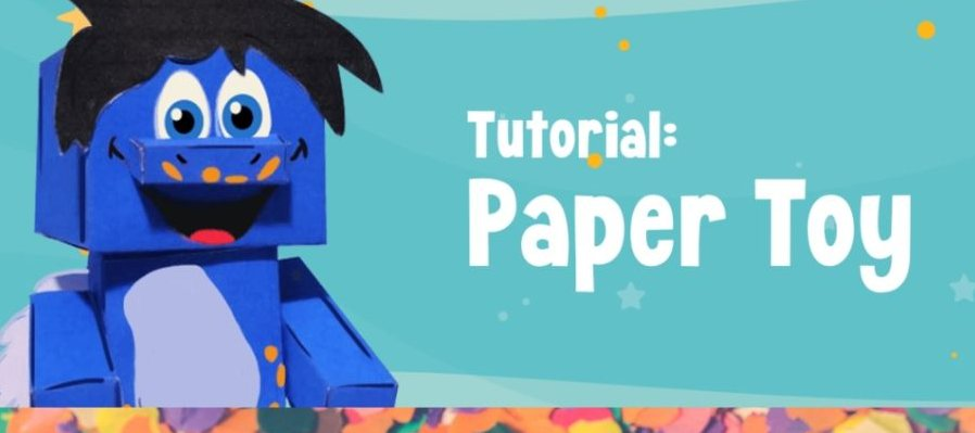 Paper Toy: Otrébor