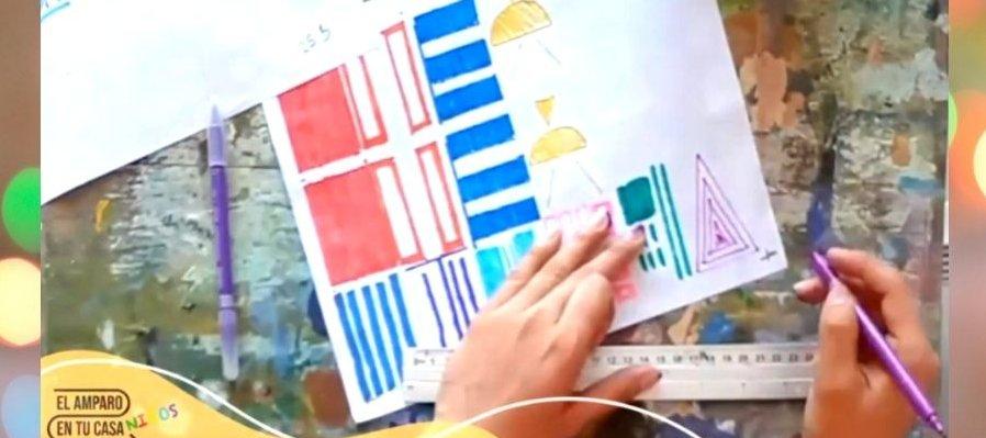 Partitura de colores