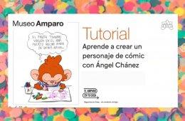 Tutorial: Creación de personajes en cómic | Ángel Chá...