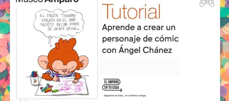 Tutorial: Creación de personajes en cómic   Ángel Chánez