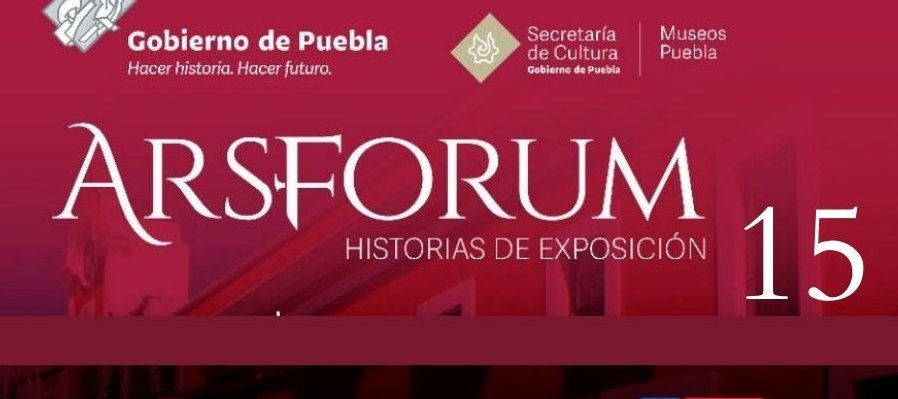 Conversatorio 15: La gráfica en Puebla