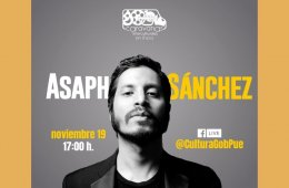 #CaravanasInterculturales, Asaph Sánchez