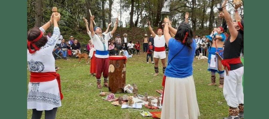 Puebla en tiempos de pandemia, El año azteca