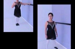 Iniciación en la práctica de ballet