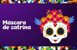 Tutorial: Máscara de Catrina