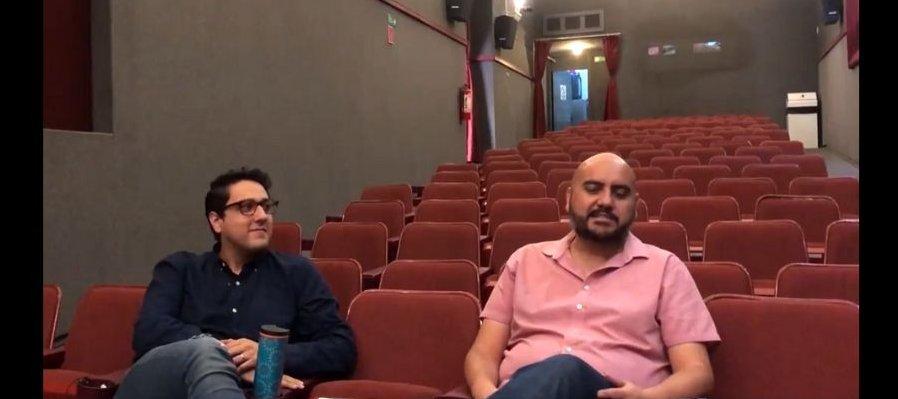 Charlas de cine desde Cinemateca Luis Buñuel:  Aldo Ploganou e Iván Contreras