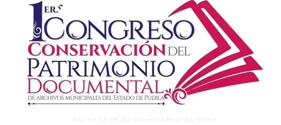 Sesión 2, Congreso de Conservación del Patrimonio Documental de los Archivos Municipales del Estado de Puebla