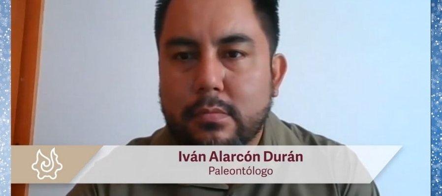 Difusión del Patrimonio Paleontológico de Puebla - Iván Alarcón