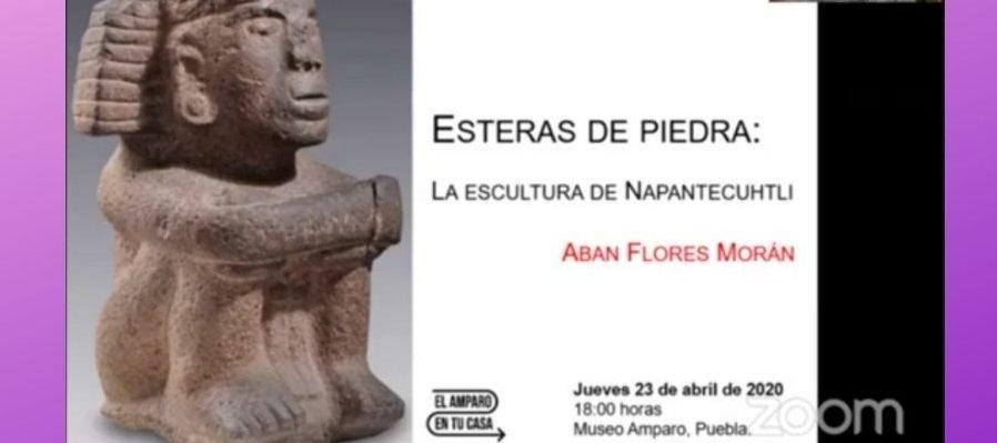 Esteras de piedra: La escritura de Napantecuhtli