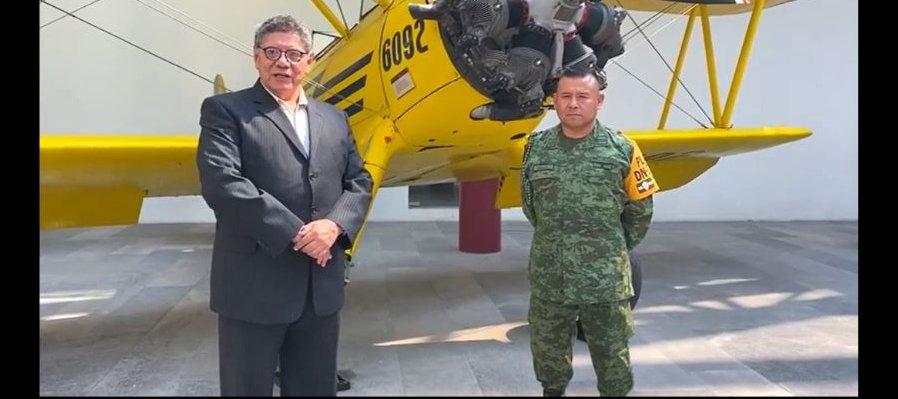 Museo del Ejército y Fuerza Aérea Mexicanos, recorrido virtual