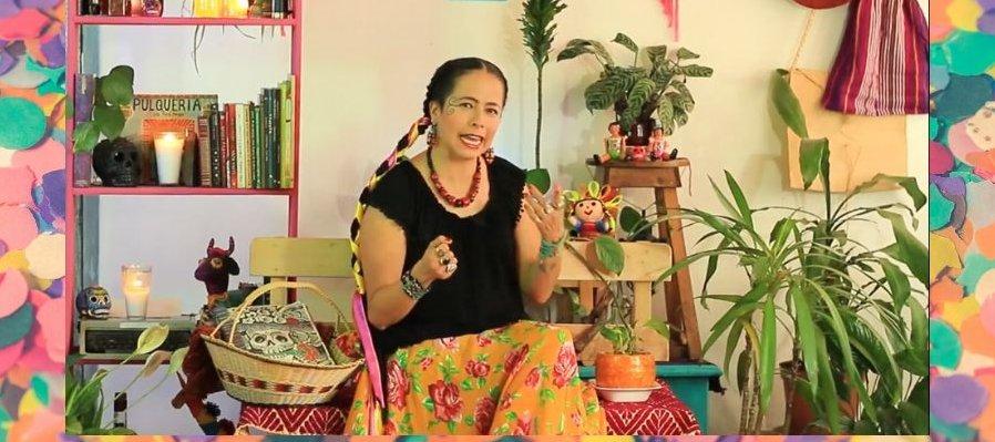 Sesión 2, La viajera: Cihuapili